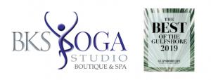 BKS Yoga logo