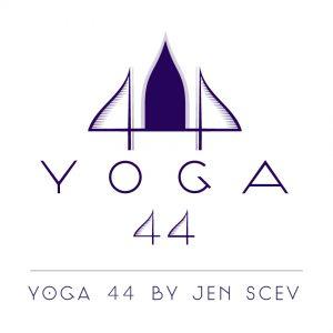 YOGA 44 Logo
